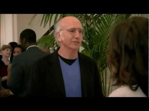 Curb Your Enthusiasm - Larry David vs Rosie O'Donnell - Denise Handicapped
