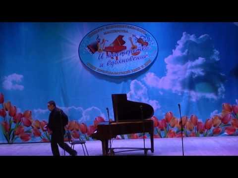 Конкурс исполнительского мастерства преподавателей Белгород 2016