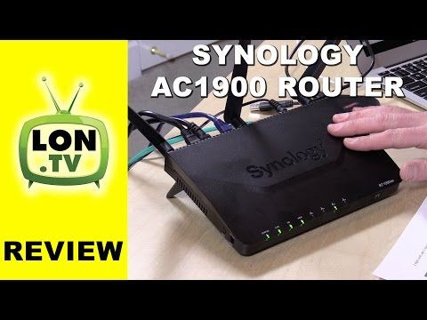 Synology RT1900AC Router In-Depth Review