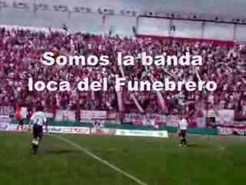 La banda loca del Funebrero - La Famosa Banda de San Martin - Chacarita Juniors
