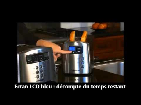 Video Toaster motorisé CUISINART CPT420E et CPT440E download in MP3, 3GP, MP4, WEBM, AVI, FLV January 2017