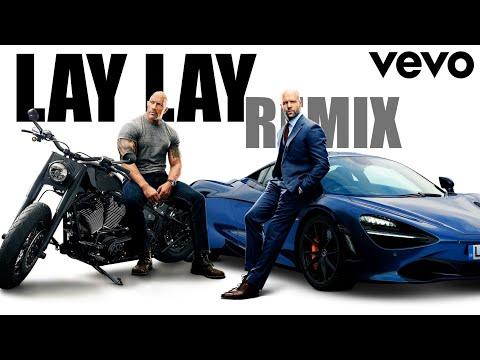 LAY LAY REMIX By Gabidulin | FAST & FURIOUS [Chase Scene]