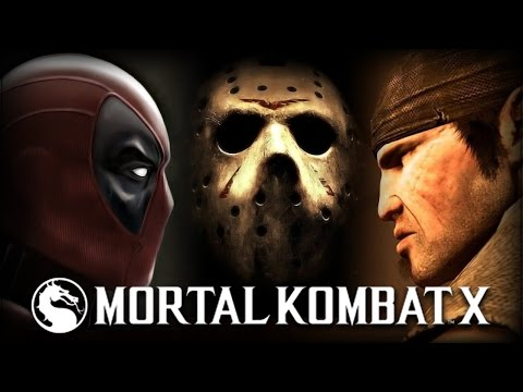see - Today I have a fun little topic video for you guys! You guys wanted to hear my guest characters I wanted to see for Mortal kombat X so here you go. I am only doing my top 3 but if you guys...