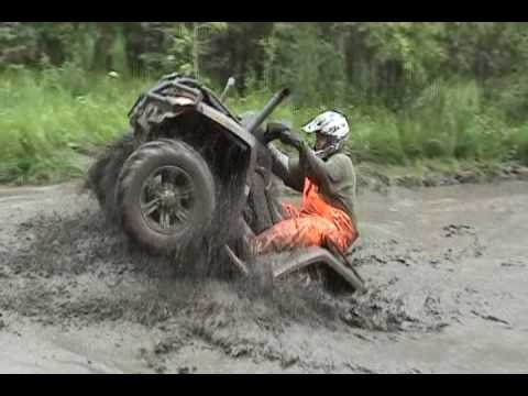 Grizzly 700, Can-am 800, Alder Flats, Alberta July-11-2009 outlawatvclub.com