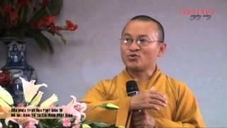Dẫn Nhập Triết Học Phật Giáo 10 - Kinh Tế Từ Cái Nhìn Phật Giáo  - TT.Thích Nhật Từ