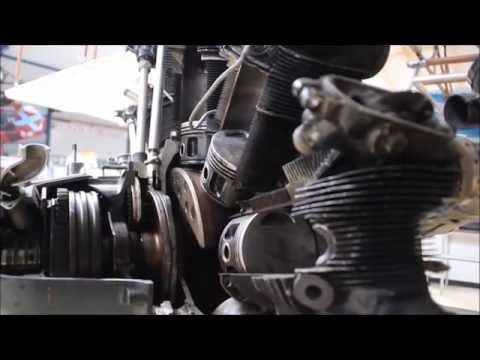 Ivchenko AI-14 radial engine