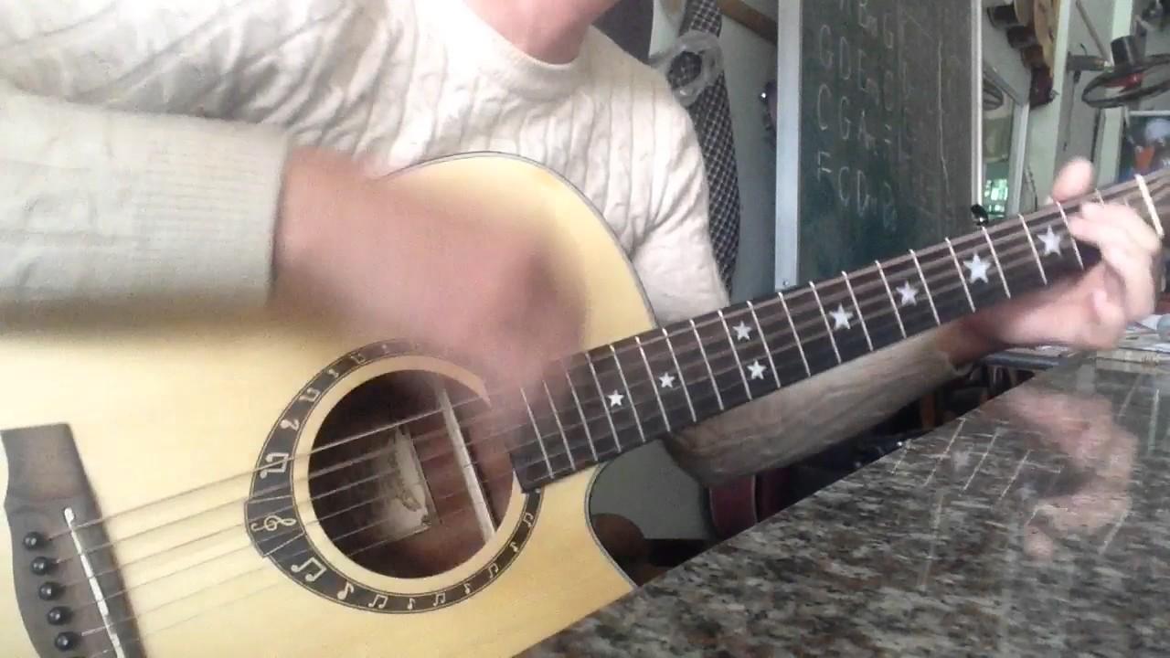 CHÍ PHÈO (BÙI CÔNG NAM – SING MY SONG 7)- GUITAR ACOUSTIC COVER – HƯỚNG DẪN GUITAR