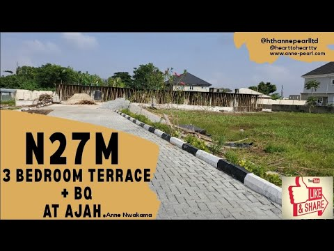 Early Morning Inspection With Client At Our N27M [$71, 000] 3 Bedroom Terrace With BQ #OffPlan