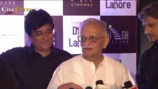 Kya Dilli Kya Lahore Movie Premiere | Vijay Raj, Gulzar, Sudhir Mishra