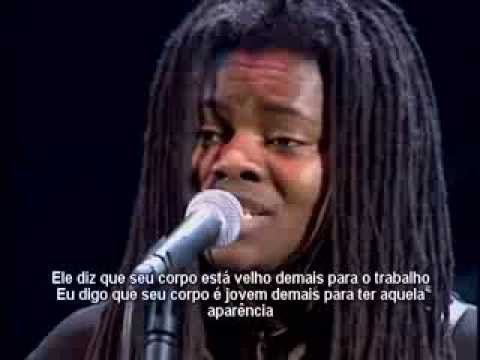 Tracy Chapman   Fast Car  Live )