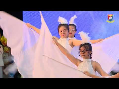 """Lễ trao chứng chỉ Anh văn Cambridge(27.10.2018) """"Wind Beneath My Wings"""""""