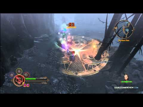 dungeon siege iii - Uncut gameplay of Dungeon Siege 3 on the Xbox 360 in 1080p. Review coming soon! Published by: Square Enix Developed by: Obsidian Entertainment.