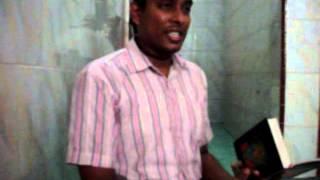 DHARMA WACANA S A  WISWAMITRA ACARA ADHI MAHA PUJA KOIL MANGKUBUMI MEDAN 22 JULI 2012