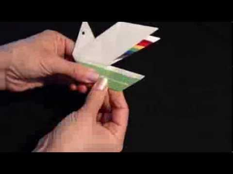 greenpeaceupdate - Instructions on how to make your own peace dove origami and show your support to #FreeTheArctic30. Download the template to print at home from www.greenpeace...