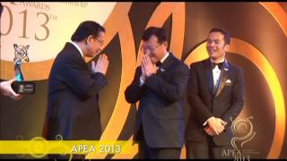 Highlights - Asia Pacific Entrepreneurship Awards 2013 Thailand