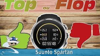 Suunto Spartan - Top ou Flop