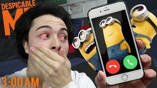 Video DO NOT FACETIME MINIONS AT 3AM!! (DESPICABLE ME MINIONS!!) MP3, 3GP, MP4, WEBM, AVI, FLV Mei 2019