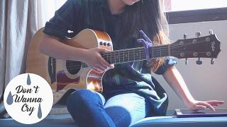Download Lagu SEVENTEEN(세븐틴)-울고 싶지 않아(Don't Wanna Cry), Guitar cover Mp3