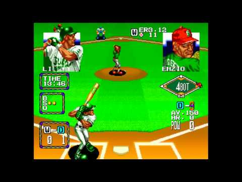 baseball superstars 2 neo geo
