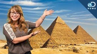 We Finally Know How The Pyramids Were Made!