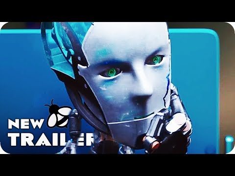 Replicas Trailer (2017) Keanu Reeves Science Fiction Movie
