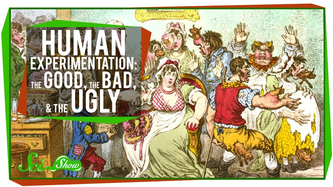 Human Experimentation: The Good, The Bad, & The Ugly
