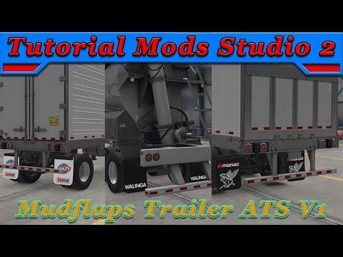 Mudflaps Trailer v1.0.0.0