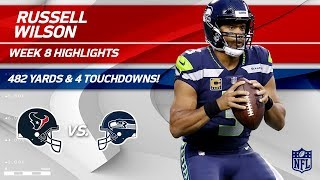 Nonton Russell Wilson's Unbelievable 482 Total Yards & 4 TDs | Texans vs. Seahawks | Wk 8 Player Highlights Film Subtitle Indonesia Streaming Movie Download