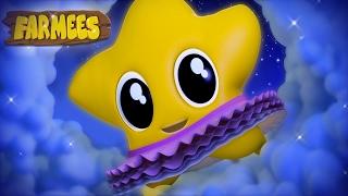 Twinkle Twinkle Little Star | Nursery Rhymes Farmees | Kids Songs | Baby Rhymes | Childrens Videos Video