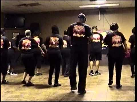 """TEACH ME HOW TO DOUGIE""  LINE DANCE  03.05.13"
