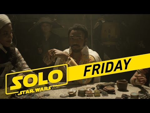 "Han Solo: Una Historia de Star Wars - ""Scoundrels"" Featurette?>"