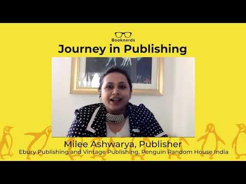 Journey in Publishing | Penguin | Decoding Publishing | Milee Ashwarya