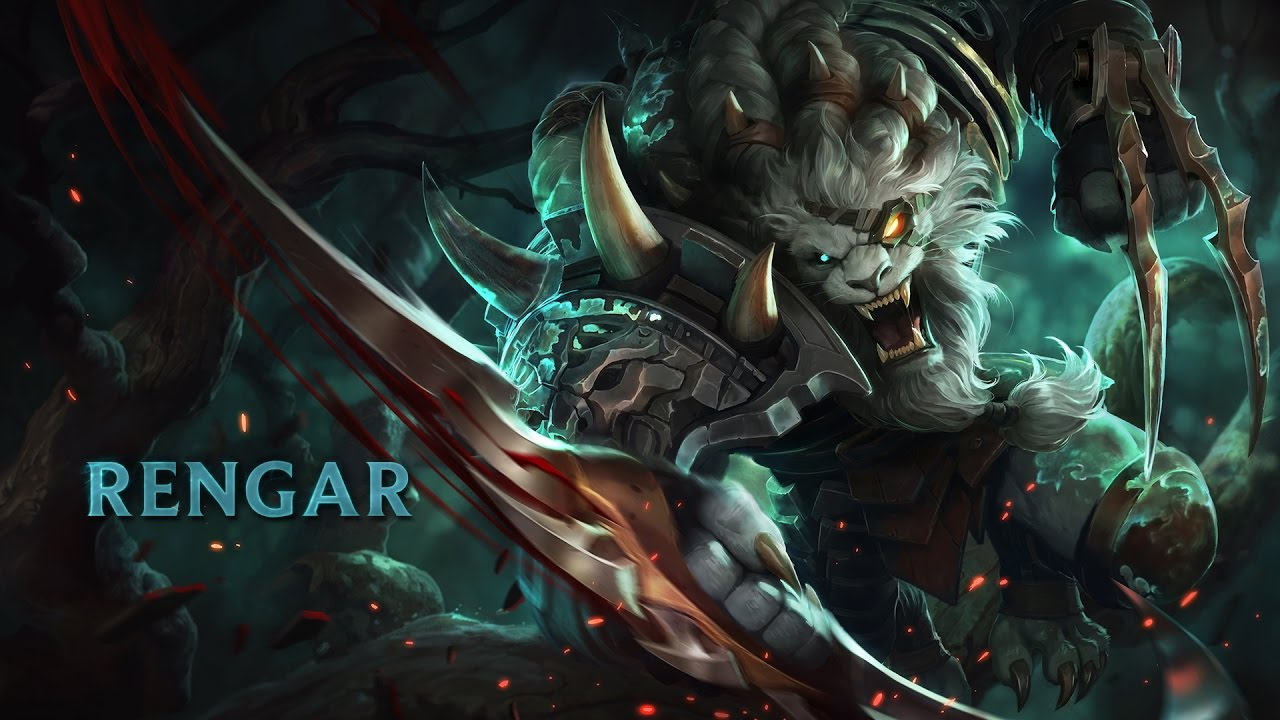 Rengar: Spotlight zur Vorsaison | League of Legends