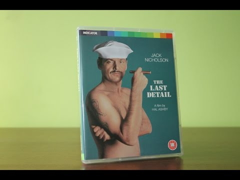 The Last Detail (1973) -  Indicator Series Limited Edition Blu-ray Unboxing