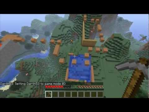 JTF - Minecraft Kaland Mapok - A Hazaút