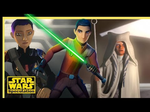 The Search For Ezra - The Temple Theory - After Star Wars Rebels Speculation