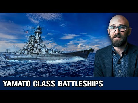 Yamato Class: The Heaviest Battleships Ever Constructed