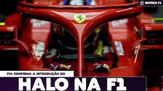 Nessa quarta, as 20h, trazemos os últimos detalhes da confirmação do halo na categoria a partir de 2018.Participe com a gente!Comunicado da FIA: http://bit.ly/2tIxPsaSeja bem vindo ao BOTECO F1, um canal sobre o esporte número 1 do automobilismo mundial!Fique a vontade para deixar sua opinião na caixa de comentários, curta o vídeo e assine o canal. ;) BOTECO F1: A sua dose de F1 com gelo e limão.Ajude o BOTECO F1 no Padrim e entre no nosso grupo do WhatsApp:https://www.padrim.com.br/botecof1Siga no Facebook:https://www.facebook.com/BOTECOF1Siga no Twitter:https://twitter.com/CanalBOTECOF1Siga no Instagram:https://www.instagram.com/BOTECOF1Ouça o Podcast F1 Brasil e Seja um Cabeça de Gasolina Master:http://www.podcastf1brasil.com.br/Envie sua sugestão, dica ou canelada para:botecof1@gmail.comThis website is unofficial and is not associated in any way with the Formula One group of companies. F1, FORMULA ONE, FORMULA 1, FIA FORMULA ONE WORLD CHAMPIONSHIP, GRAND PRIX and related marks are trade marks of Formula One Licensing B.V.