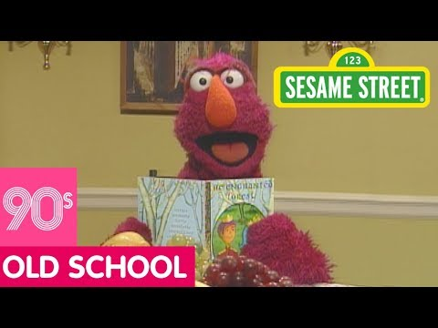 Sesame Street: That's the Way I Read Song