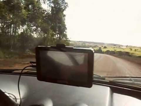 Viagem à Santa Rosa de Goiás - PARTE I