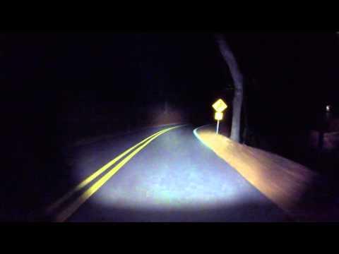 Elk Mountain Scenic Highway (видео)