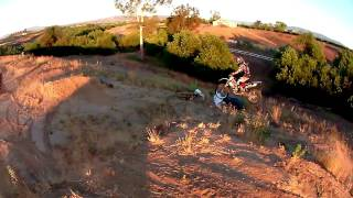 Moto Action Caught By JVC Adixxion