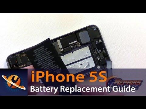 Akku des iPhone 5s  wechseln um € 19,90