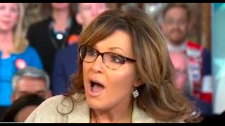 Video Sarah Palin Loses It When Asked About Blaming Obama for Son Beating Girlfriend MP3, 3GP, MP4, WEBM, AVI, FLV Juni 2017