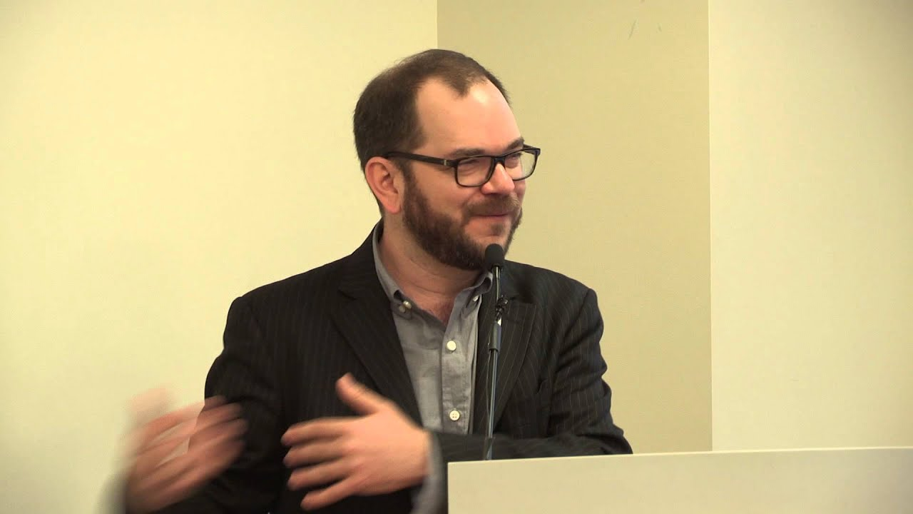 J. Ryan Stradal at the BEA Librarians' Breakfast 2015