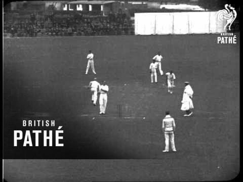 Ranji Returns To Cricket (1920)