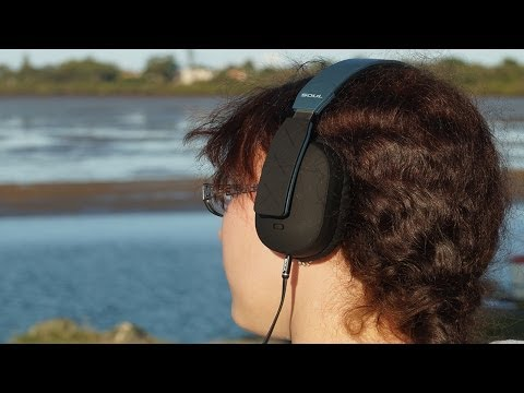 Soul Electronics JET Over-Ear Headphones Review *Noise Cancelling*