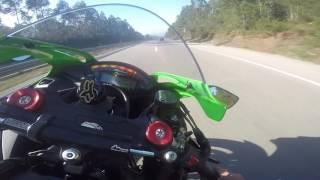 2. Kawasaki Ninja Zx10R 2016 Test Ride with topspeed