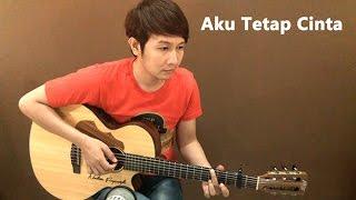 Download lagu (Repvblik) Aku Tetap Cinta - Nathan Fingerstyle | Guitar Cover Mp3