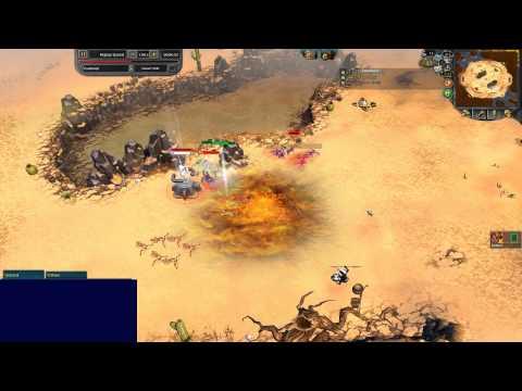 Battleforge PVP Replay #59   PureNoob vs Pchriss